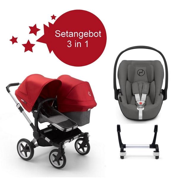 Bugaboo-Donkey3-Duo-Setangebot-mit-Cloud-Z-i-Size-Rot-600px