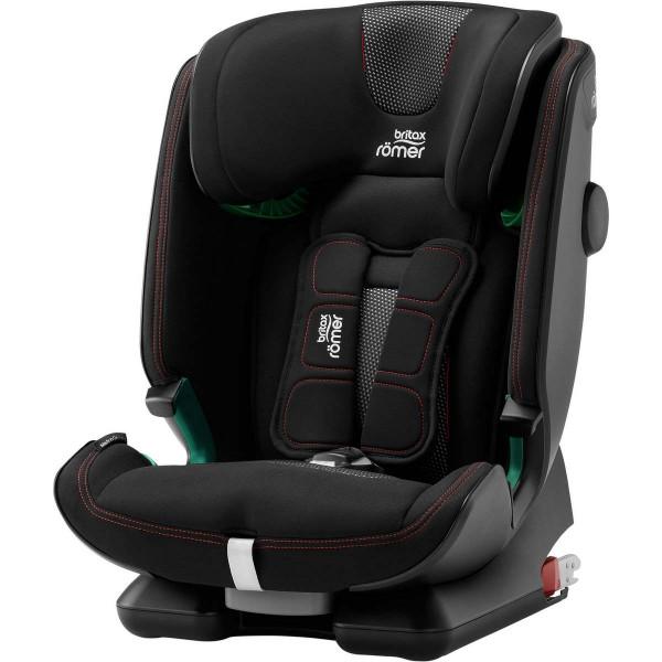 Britax Römer ADVANSAFIX i-Size Kindersitz Cool Flow Black