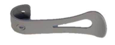 Naturkind Lux Sicherungsbügel inkl. 1 Schraube M5-35