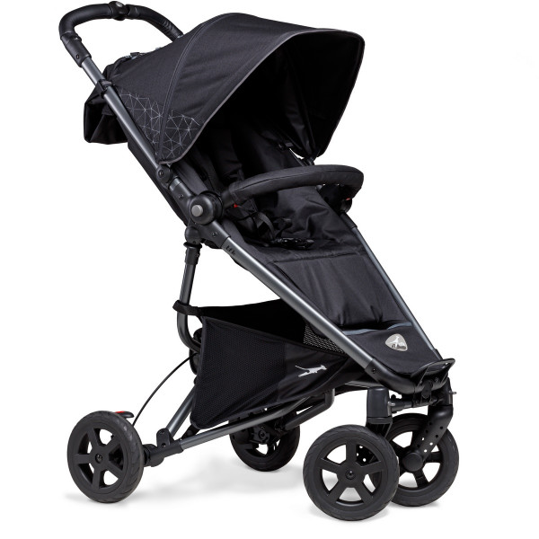 TFK DOT Outdoor Buggy- Schwarz