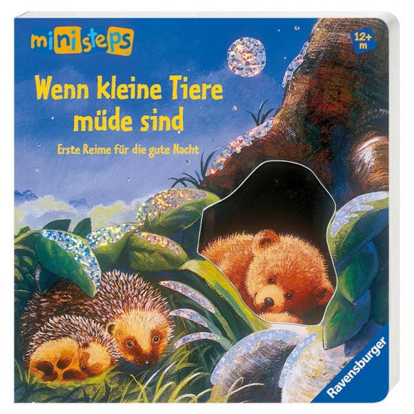 Ravensburger - Wenn kleine Tiere müde sind