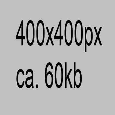 400x400px