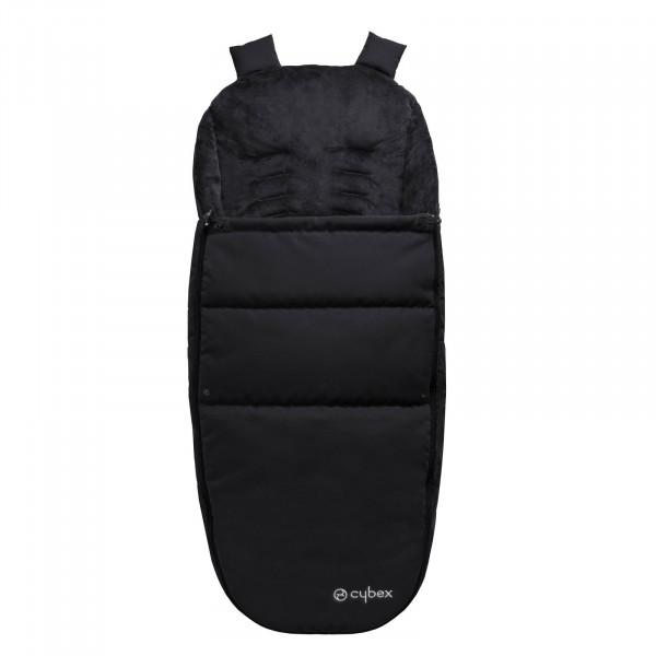 Cybex Fußsack für Kinderwagen & Buggys - Black