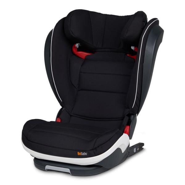 BeSafe iZi Flex S-FIX Kindersitz - Fresh Black Cab