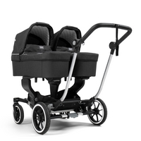 NXT Twin stroller and-accessories