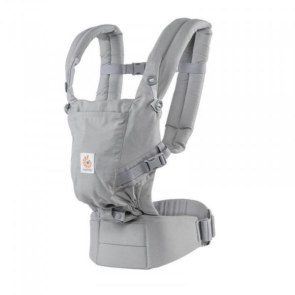 Ergobaby ADAPT 3-Positionen-Komforttrage - Grey