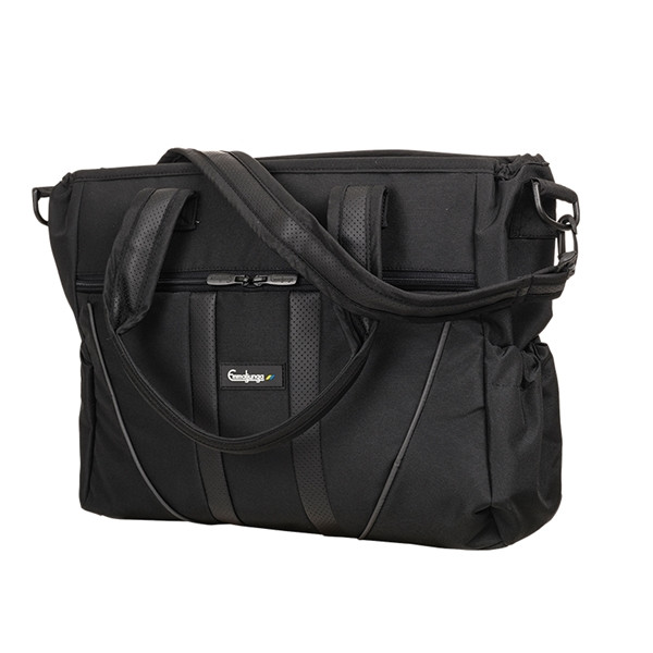 Emmaljunga Wickeltasche Sport - Competition Black
