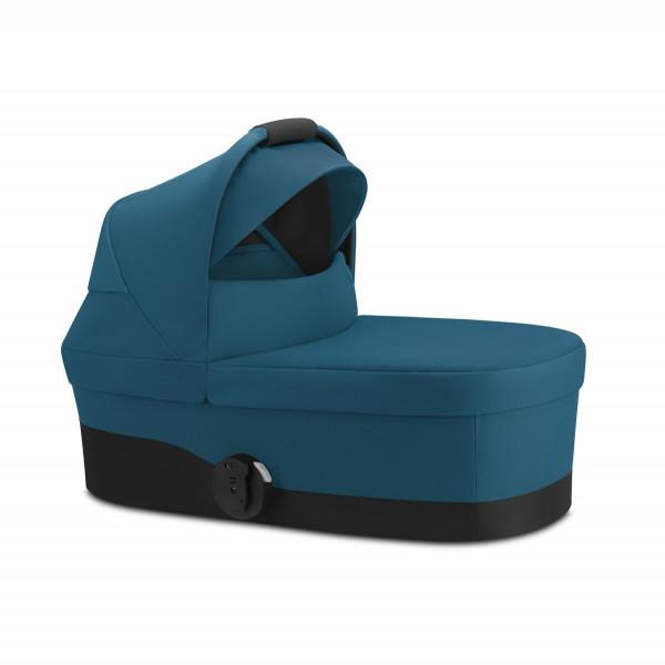 Cybex Talos S/ Balios/ EEZY Babywanne COT S- River Blue