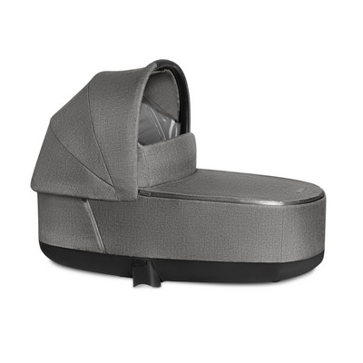 Cybex-Priam-Kombikinderwagen-Wanne-Manhattan-Grey-Plus