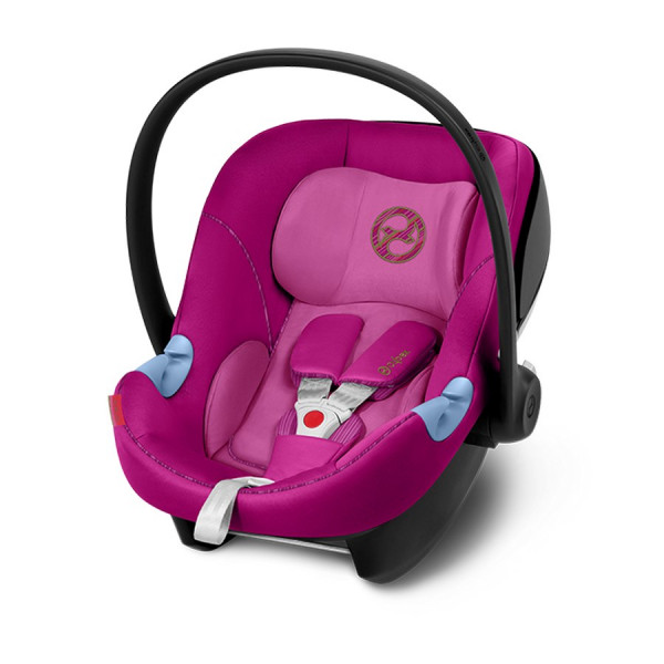 Cybex Aton M Babyschale - Fancy Pink