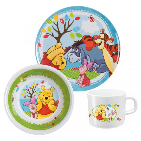 P:OS, Frühstücksset, 3tlg. Winnie the Pooh