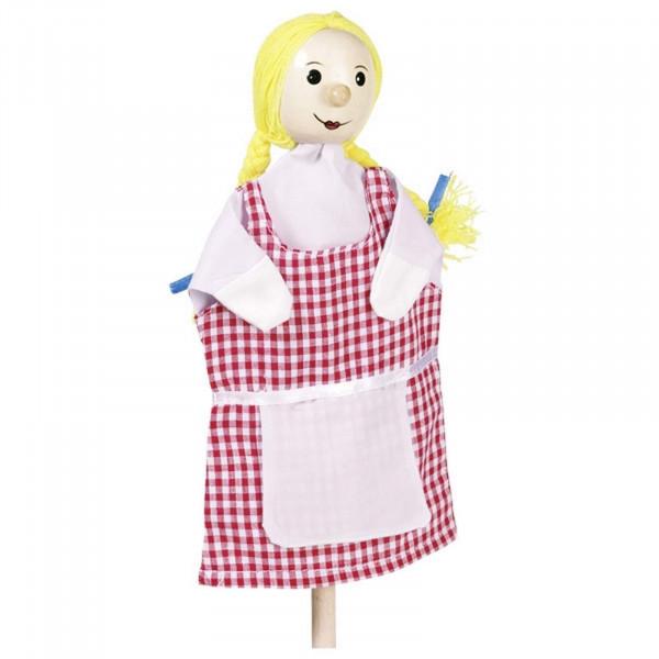GoKi Handpuppe Gretel