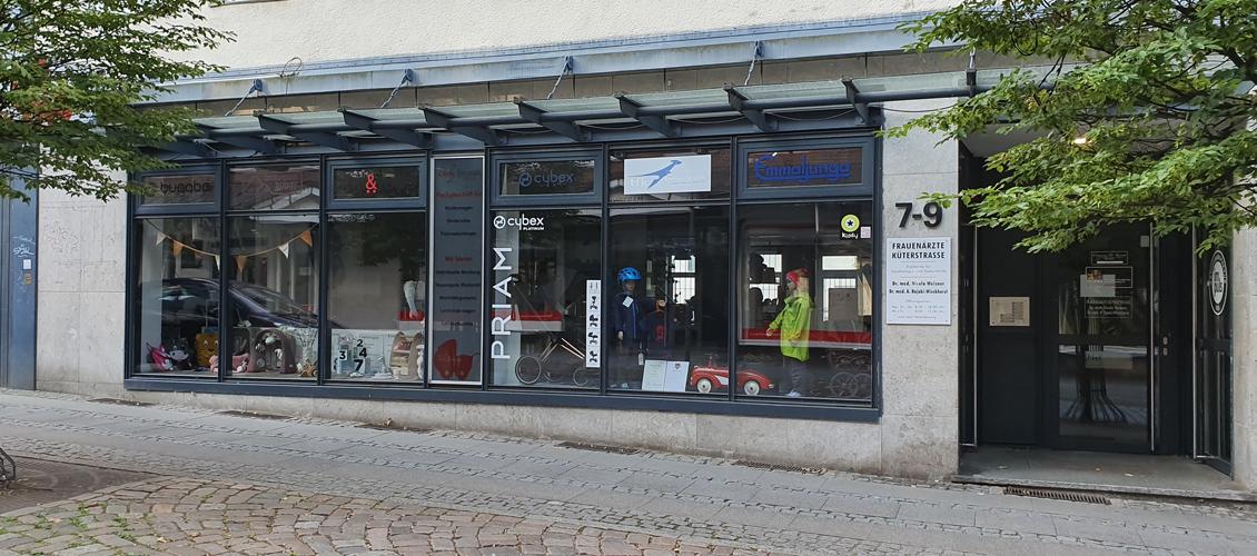 Ladengeschäft Kiel