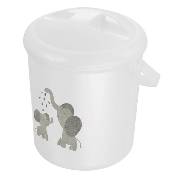 Rotho Babydesign Windeleimer - Modern Elephants
