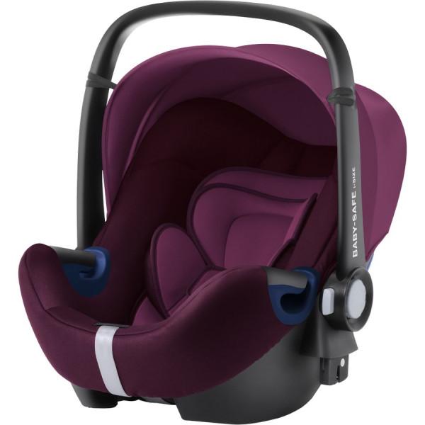 Britax Römer Baby-Safe2 i-Size Babyschale - Burgundy Red