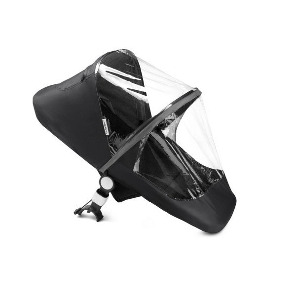 Bugaboo Fox & Cameleon High Performance Regenverdeck - Schwarz