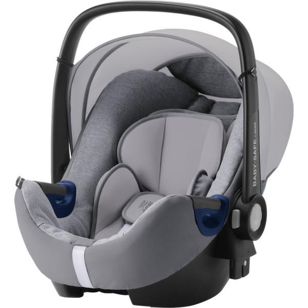 Britax Römer Baby-Safe2 i-Size Babyschale - Grey Marble