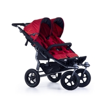 Twin Adventure 2 Stroller and accessories