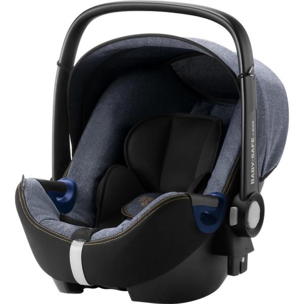 Britax Römer Baby-Safe2 i-Size Babyschale - Blue Marble