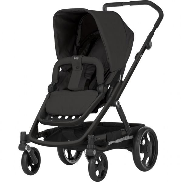 Der Britax Go ist ein robuster, leichter und wendiger Kinderwagen für alle Witterungsbedingungen und Gelände