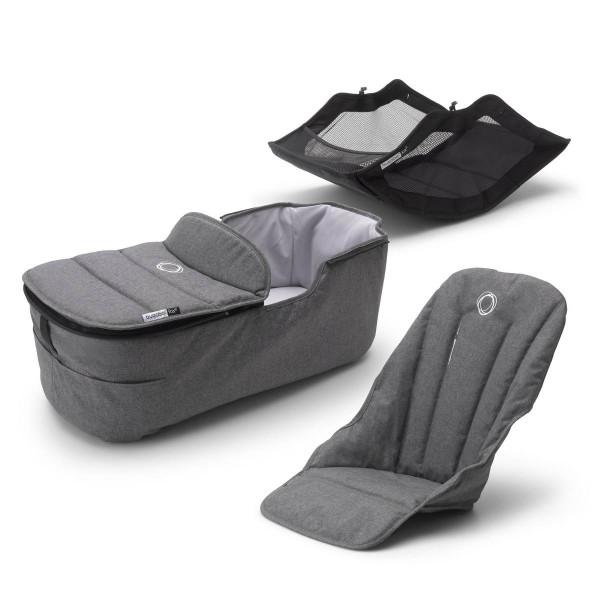 Bugaboo Fox2 Style Set- Grau Meliert