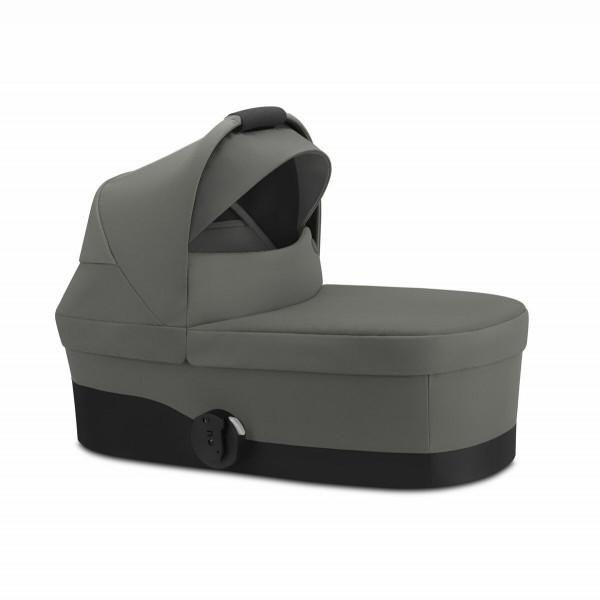 Cybex Talos S/ Balios/ EEZY Babywanne COT S- Soho Grey