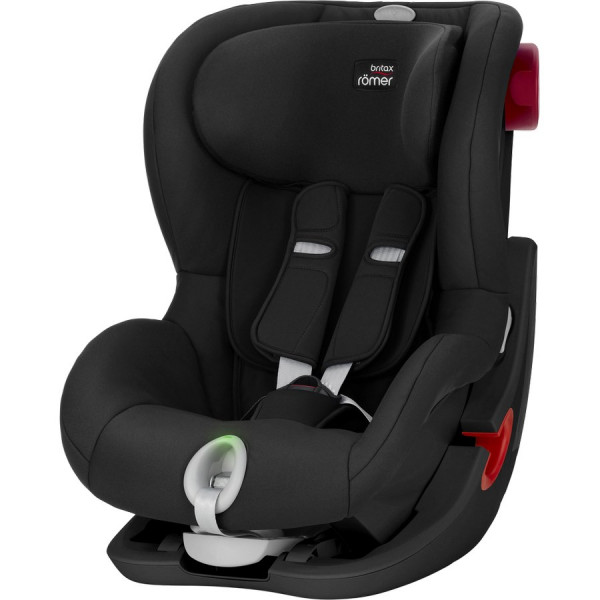 Britax Römer KING II LS Black Series Kindersitz - Cosmos Black