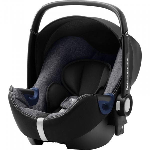 Britax Römer Baby-Safe2 i-Size Babyschale - Graphite Marble