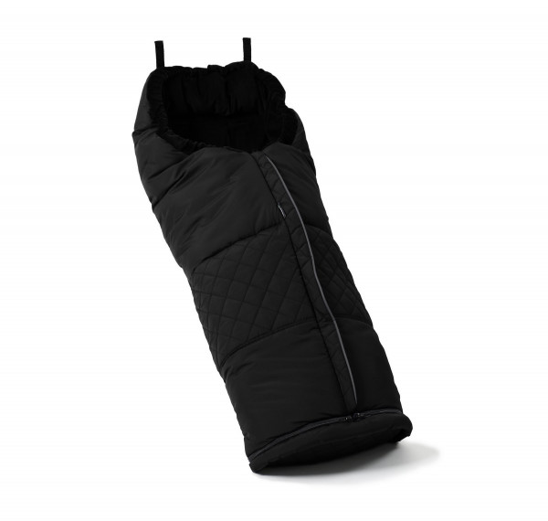 Emmaljunga Fußsack für Flat Sitz 2021- Lounge Black