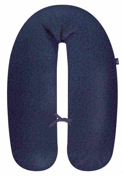Alvi Stillkissen Komplett Jersey Hearts Navy