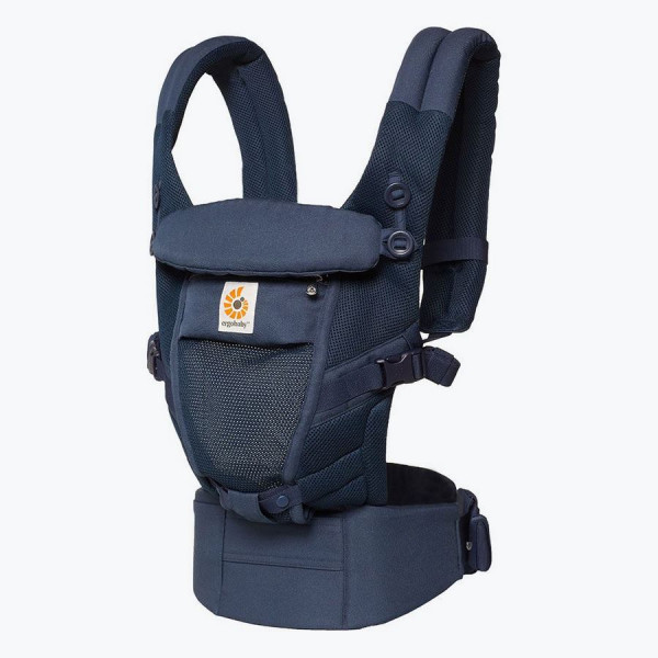 Ergobaby ADAPT 3-Positionen Cool Air Mesh - Cool Air Deep Blue
