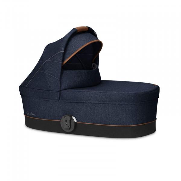 Cybex Wanne COT S DENIM Kollektion für Balios S - Denim Blue