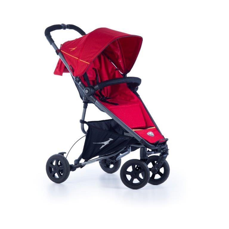 DOT 2 stroller and accessories