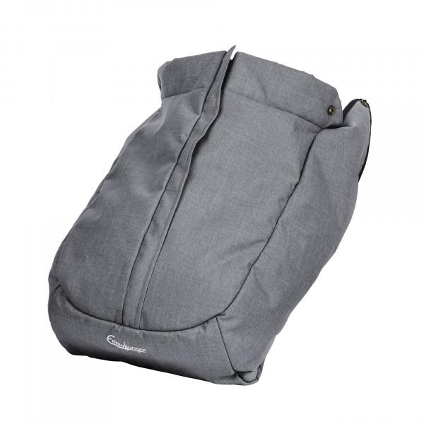 Emmaljunga NXT Fußsack FLAT Lounge Grey