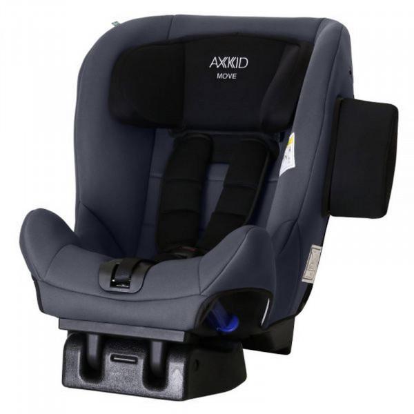 Axkid Move Reboarder Kindersitz - Grau