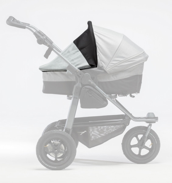 TFK Sonnenschutz für Mono Kombi Kinderwagen- Wanne