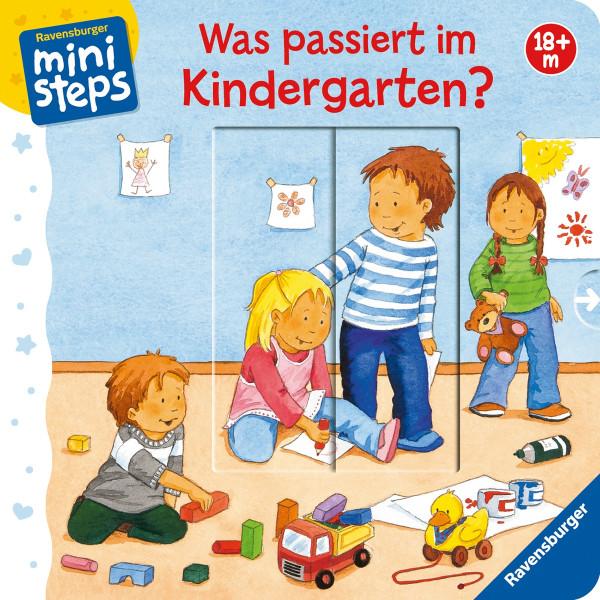 Ravensburger - Was passiert im Kindergarten
