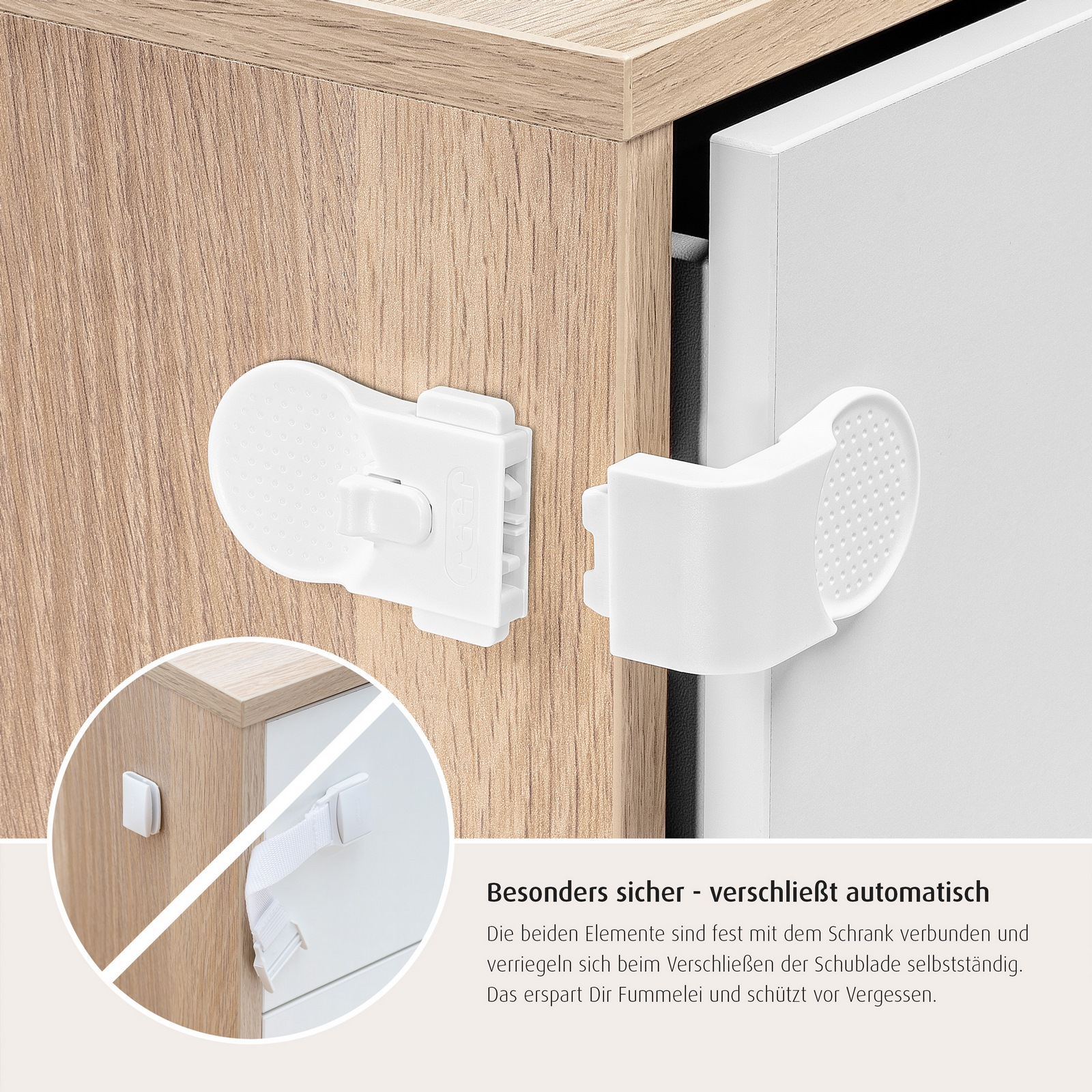 Reer Cupboard And Drawer Securing External Now Online