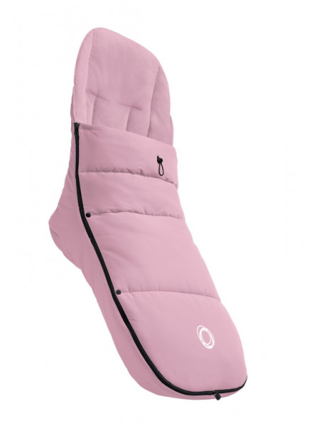 Bugaboo Fußsack für alle Bugaboo Kinderwagensitze - Soft Pink
