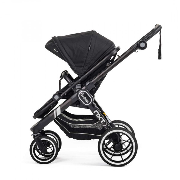 Emmaljunga NXT90 Kinderwagen - Competition Black