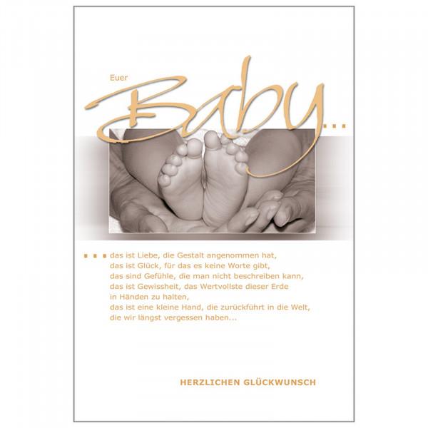 Hanra Congratulations On The Birth Card