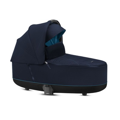 Cybex-Priam-Kombikinderwagen-Wanne-Nautical-Blue