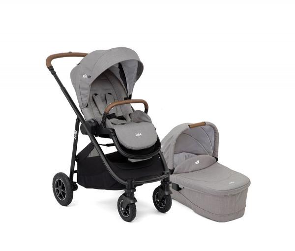 Joie Versatrax 2in1 Kinderwagen- Gray Flannel