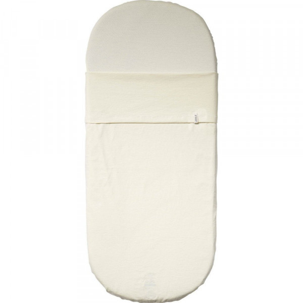 Joolz Essentials Matratzenbezug - Naturweiß