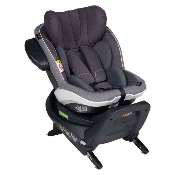 BeSafe iZi Twist i-Size Kindersitz - Metallic Melange