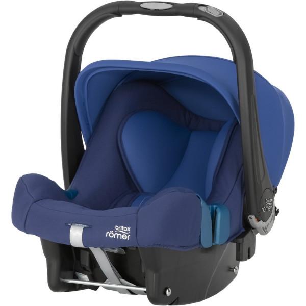 Britax Römer BABY-SAFE PLUS SHR II Babyschale - Moonlight Blue