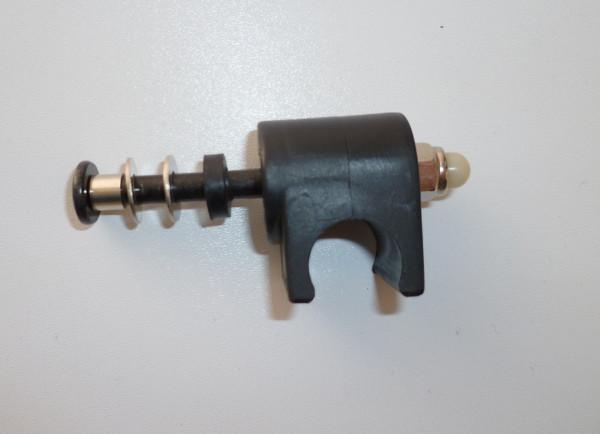 TFK Korbhalter mit Montagematerial Joggster & Twist (rechte Seite)