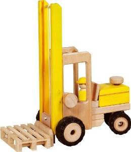 GoKi Spielzeugauto - Gabelstapler