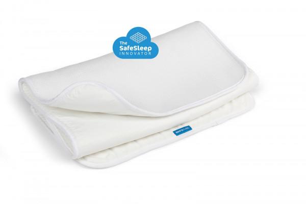 AeroSleep Matratzenschoner Kinderbett - Weiß 40 x 90