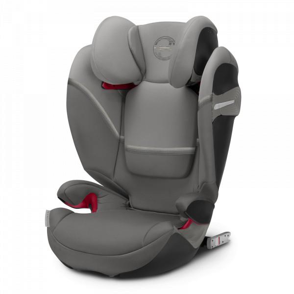 Cybex Solution S Fix Kindersitz - Soho Grey